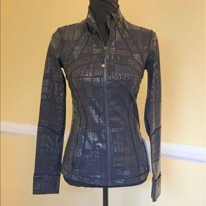 lululemon Define Jacket Spark sz6 limited edition